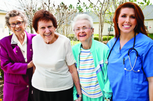 Admission Information to Tanglewood Health & Rehabilitation nursing home.