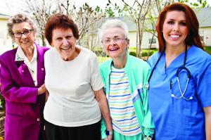 Admission Information for Tanglewood Health & Rehabilitation - Skilled Nursing Home in Topeka, KS.